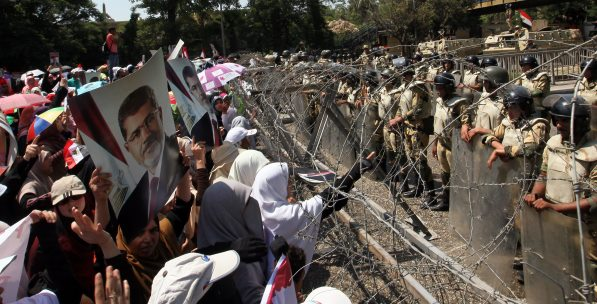 A Chronology of Human Rights in Egypt: From the Coup to the Present