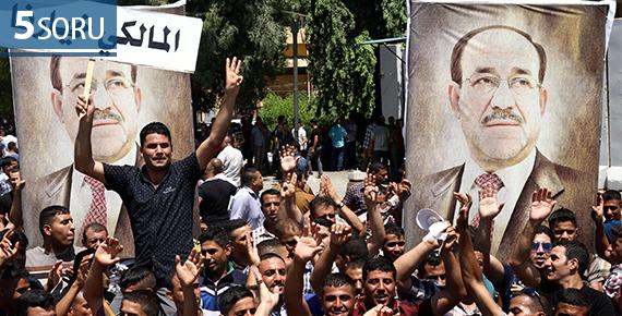 5 SORU: Irak'ta Başbakanlık Krizi ve Maliki'nin İstifası