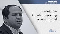 Erdoğan'ın Cumhurbaşkanlığı ve Yeni Teamül