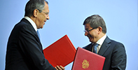 Economic Depth: Economics of Davutoğlu Premiership