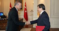 President Erdoğan and Prime Minister Davutoğlu