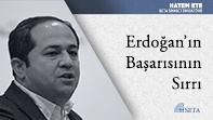 Erdoğan'ın Başarısının Sırrı