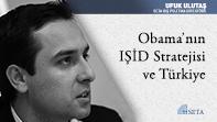 Obama'nın IŞİD Stratejisi ve Türkiye