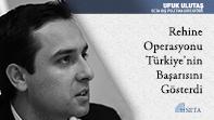 Rehine Operasyonu Türkiye'nin Başarısını Gösterdi