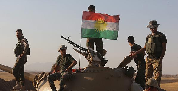 IŞİD'le Mücadelenin Kuzey Cephesi: Peşmerge – Batı İttifakı