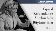 Yapısal Reformlar ve Sürdürebilir Büyüme Hızı