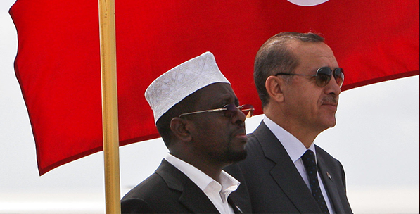 Turkey's Involvement in Somalia: A State-Building in Progress?