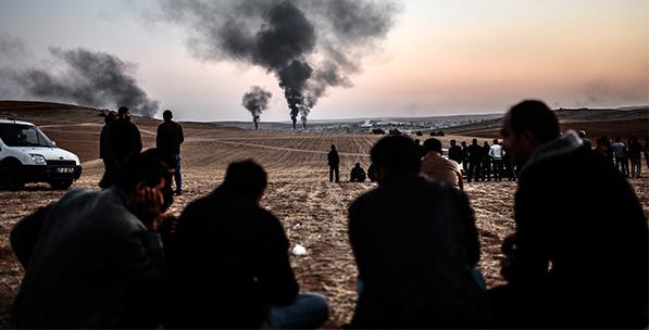 Kobani ve Yeni Kürt Jeopolitik Tahayyülü