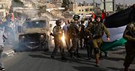 Persecuting Palestinian, Judaisation of Jerusalem