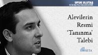 Alevilerin Resmi 'Tanınma' Talebi