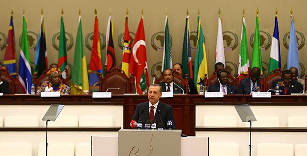 Türkiye-Afrika İlişkilerinde Yeni Dönem