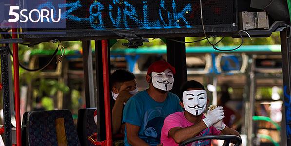 5 Soru: 'İç Güvenlik'te Özgürlük ve Kamu Düzeni Tartışmaları