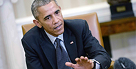 """Obama's Strategy Lacks Middle Ground Between """"Pre-Emption"""" and """"Strategic Patience"""""""