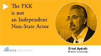 The PKK is not an Independent Non-state Actor