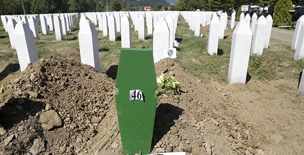 Srebrenica and the İnternational System