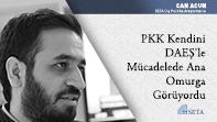 PKK Kendini DAEŞ'le Mücadelede Ana Omurga Görüyordu