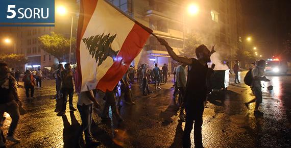 5 Soru: Lübnan'da Çöp Krizi