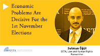 Economic Problems Are Decisive For the 1st November Elections