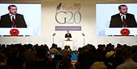 G20'de Türkiye'nin Mesajları