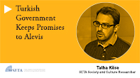 Turkish Government Keeps Promises to Alevis