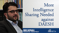 More Intelligence Sharing Needed against DAESH