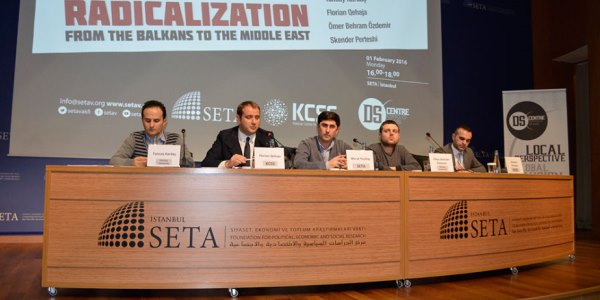 The New Dynamics of Radicalization
