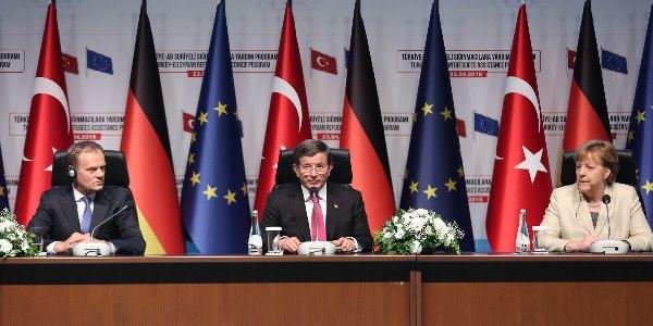 Türkiye'nin AB Serüveninde Yeni Fasıl: Suriye