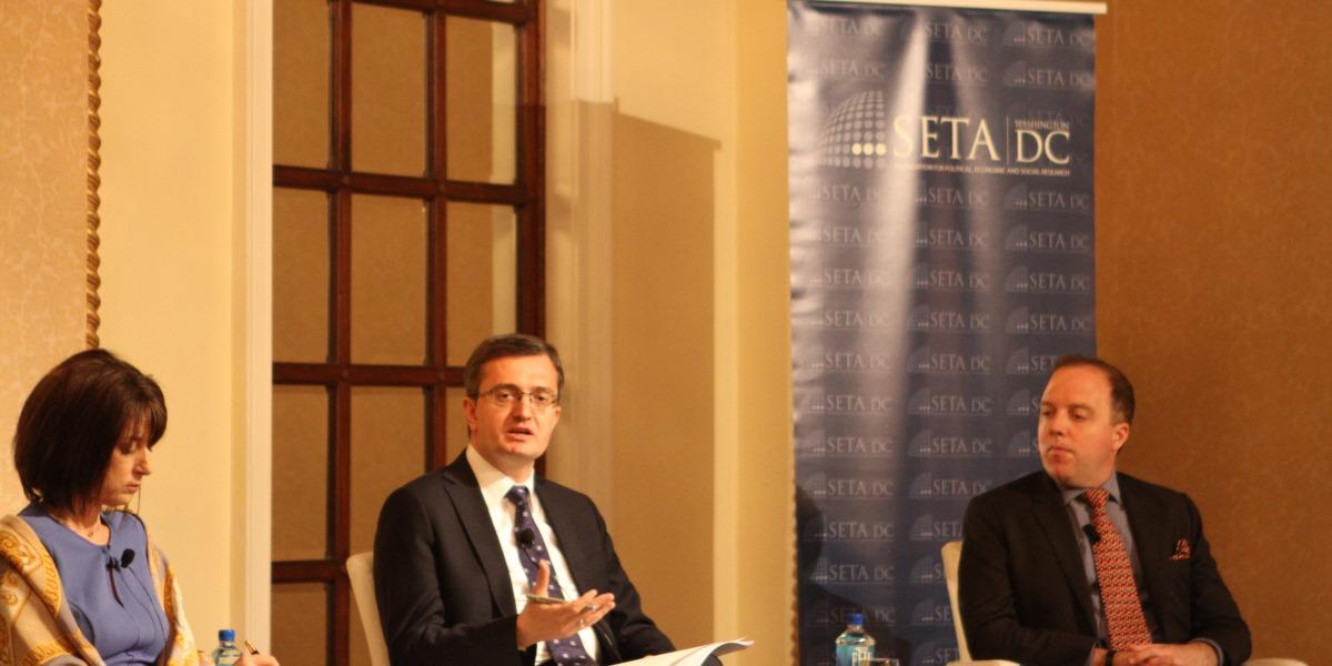 SETA DC Konferansı ve ABD İle İlişkilerimiz