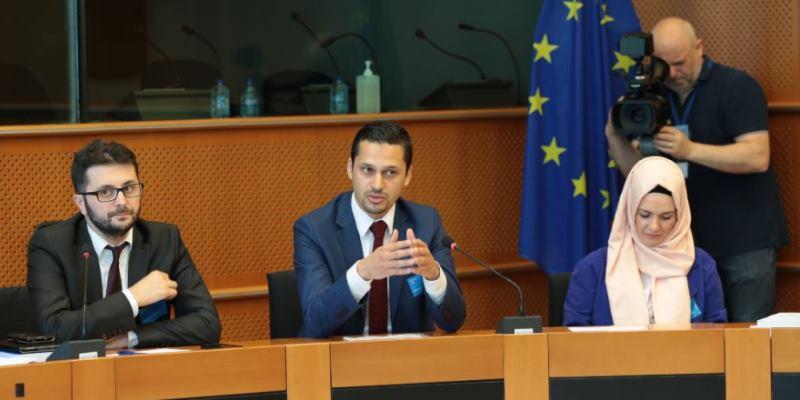 Presentation of European Islamophobia Report 2015