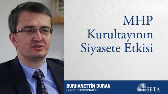 MHP Kurultayının Siyasete Etkisi