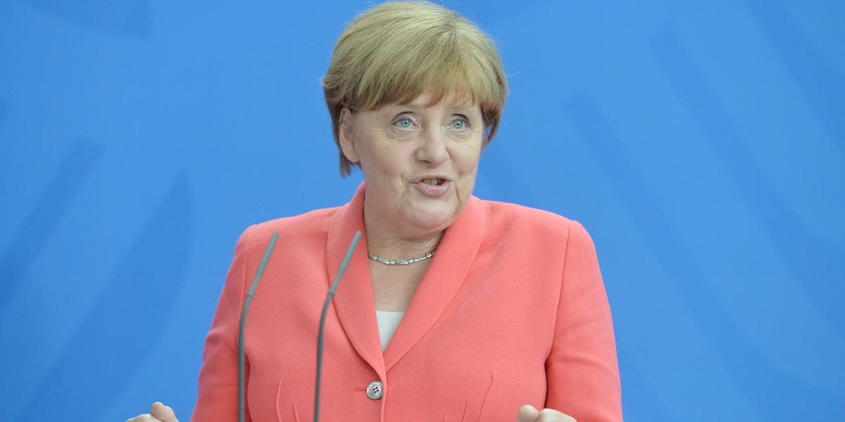 Against the Ropes: Angela Merkel in Trouble