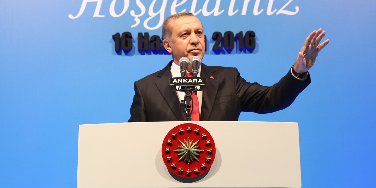 The Fight to Grab Roles İn Turkey's Politics