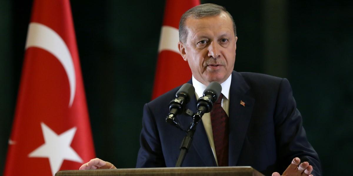 Erdoğan: Modern-day Genghis Khan?