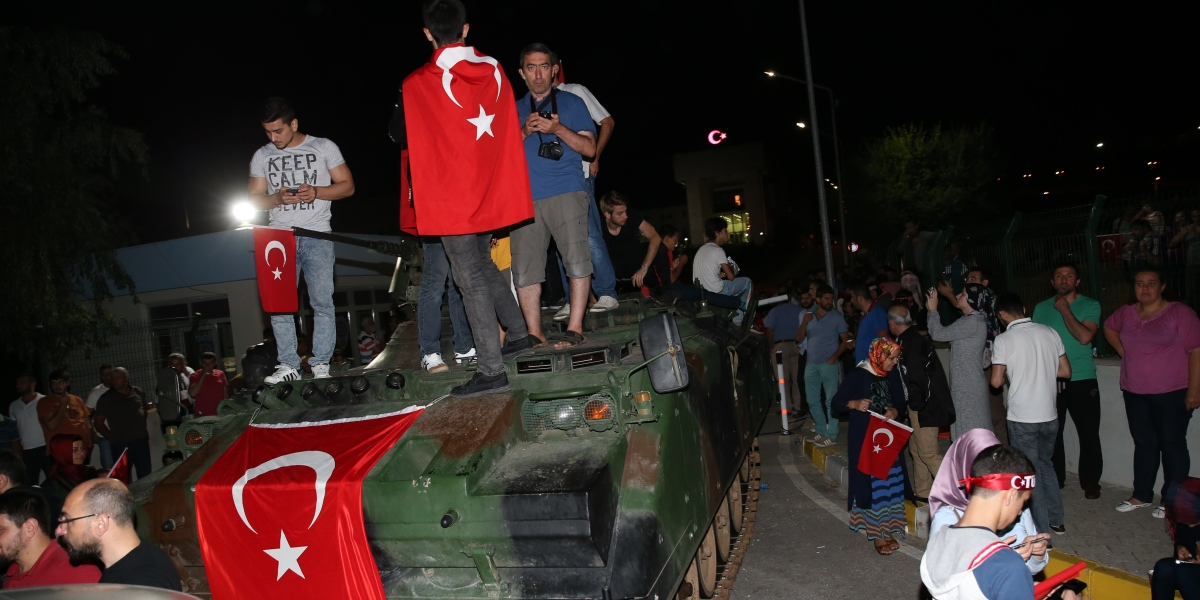 'The Turks Have Succeeded, So Can We…'