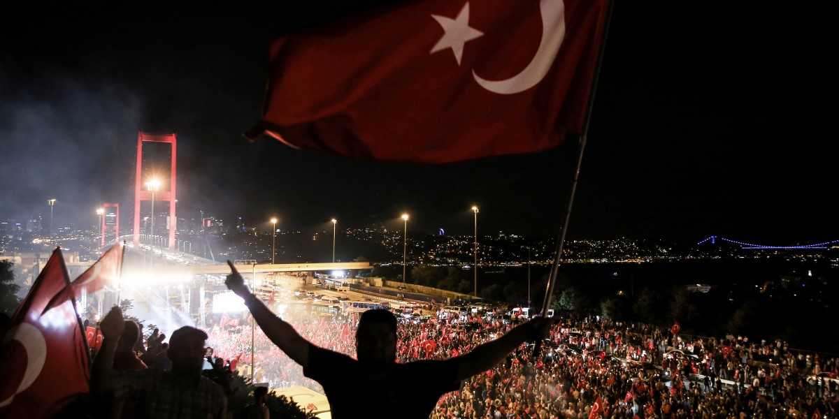 Turkey Safer Today Than It Was Yesterday