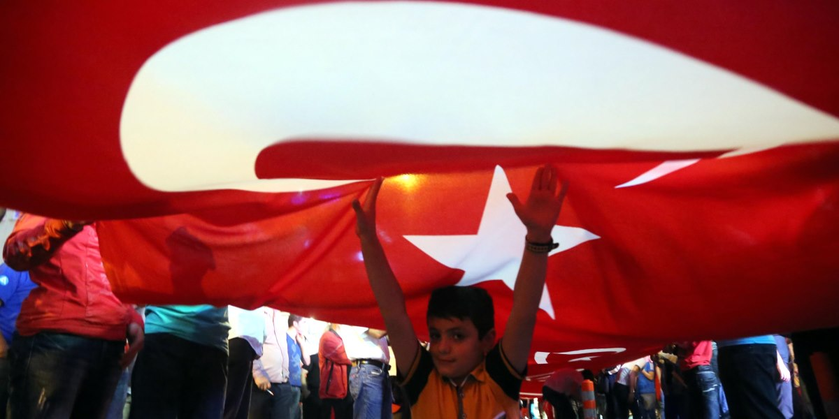 Political economy of the foiled coup in Turkey