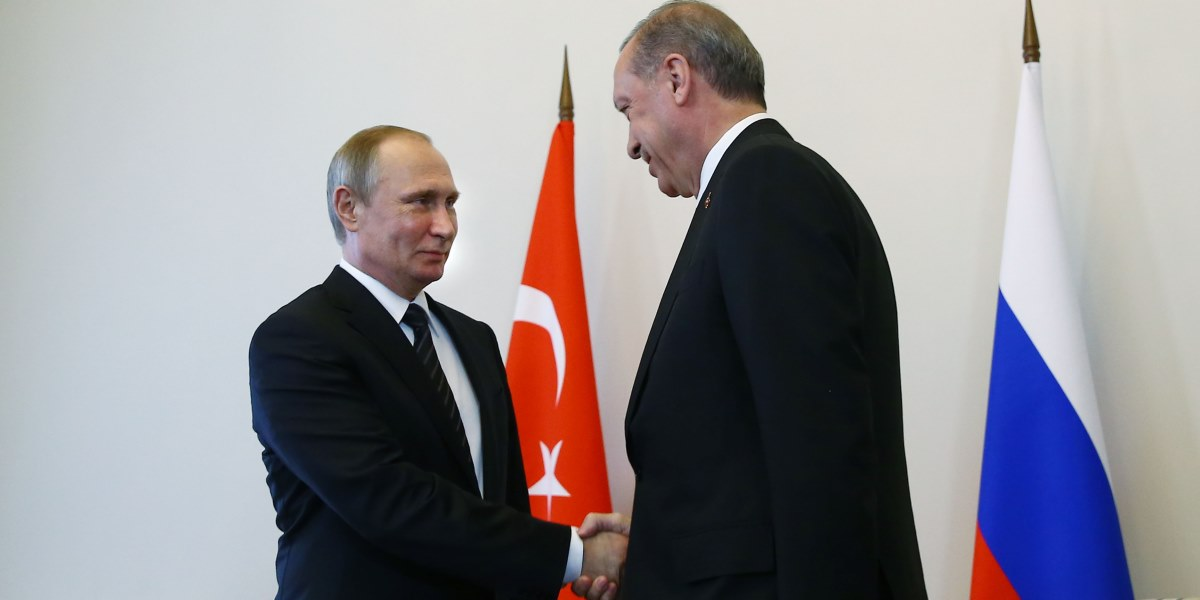 Turkey's New Russian Policy