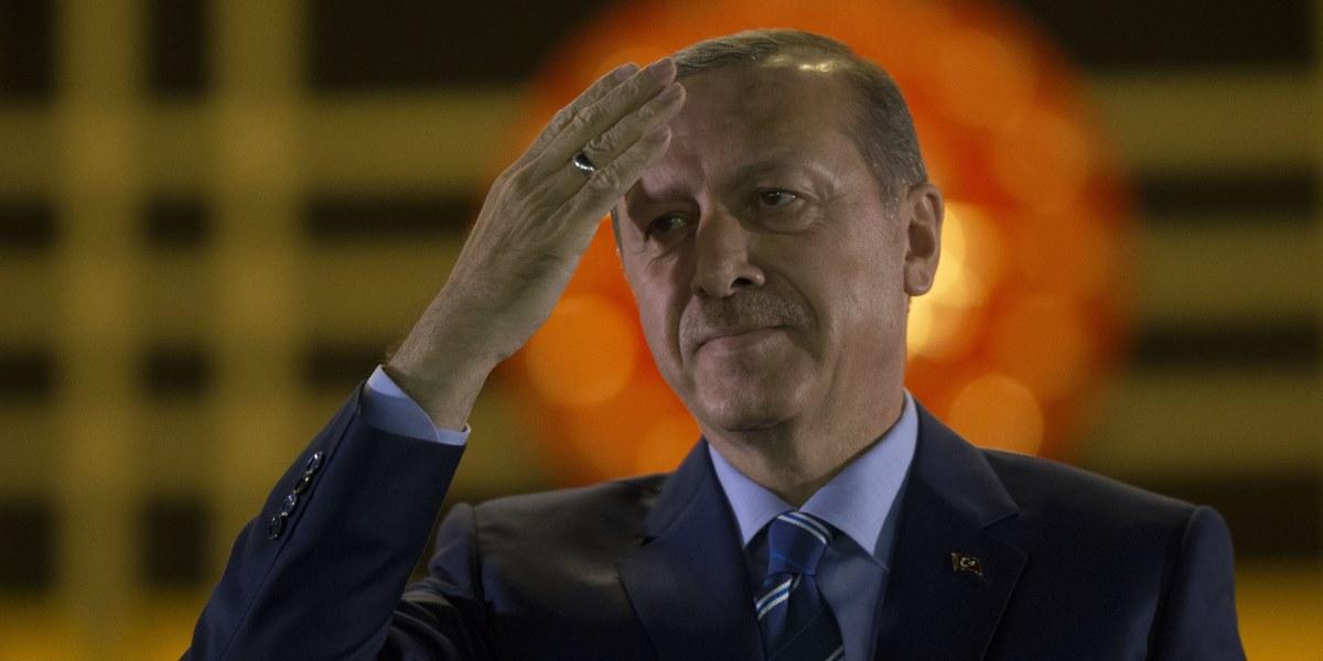 Meğerse Mesele Erdoğan'ın Yaltaklanmamasıymış!
