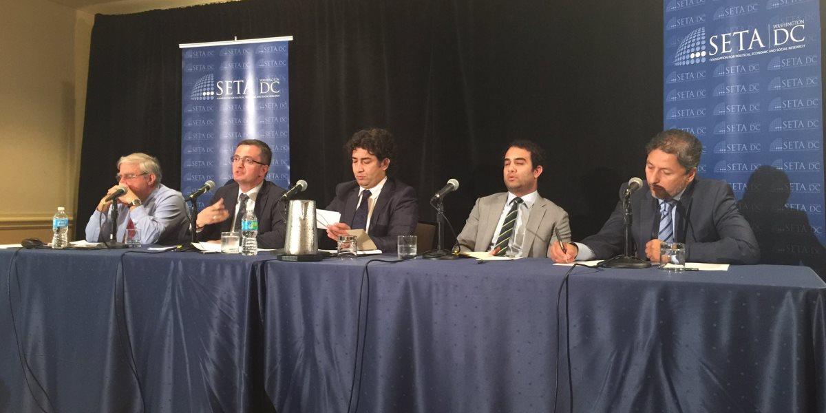 Türk-Amerikan İlişkilerinin Geleceği SETA DC Panelinde Tartışıldı