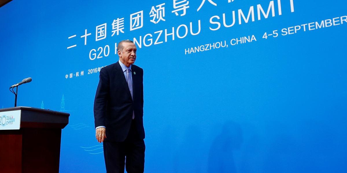 G20'nin, 15 Temmuz Sonrası Türkiye İçin Anlamı