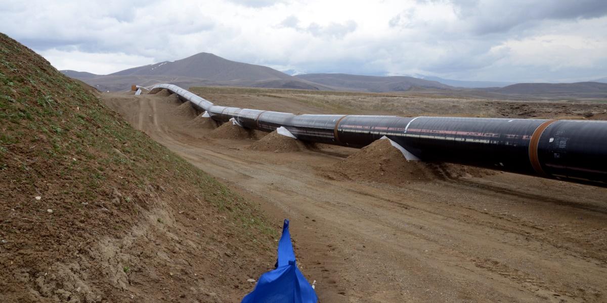 Türkiye, Enerji Merkezi Olma Hedefine Adım Adım İlerliyor
