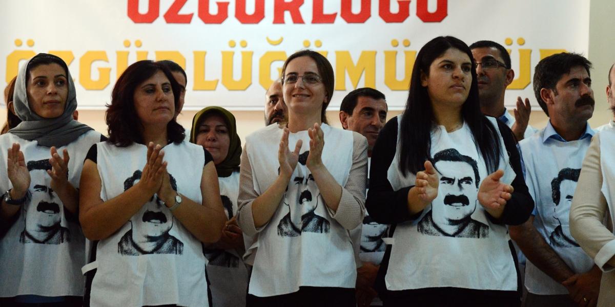 PKK ve HDP'nin Öcalan Aşkı Depreşti