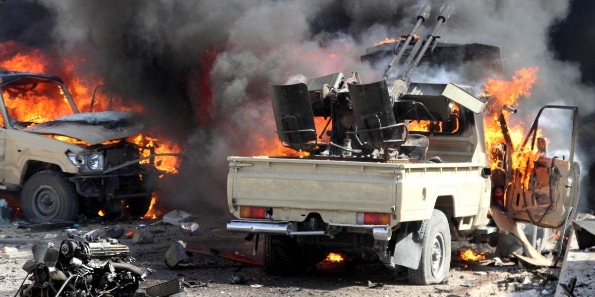 Libya'da DAİŞ