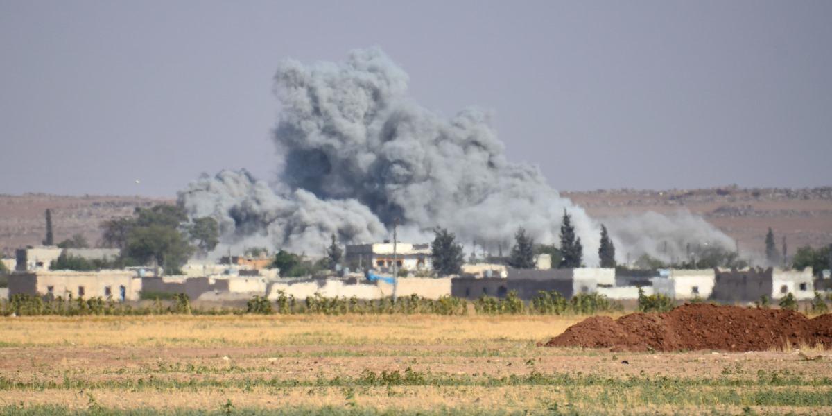 ABD Esed Rejimini Kazayla mı Vurdu?