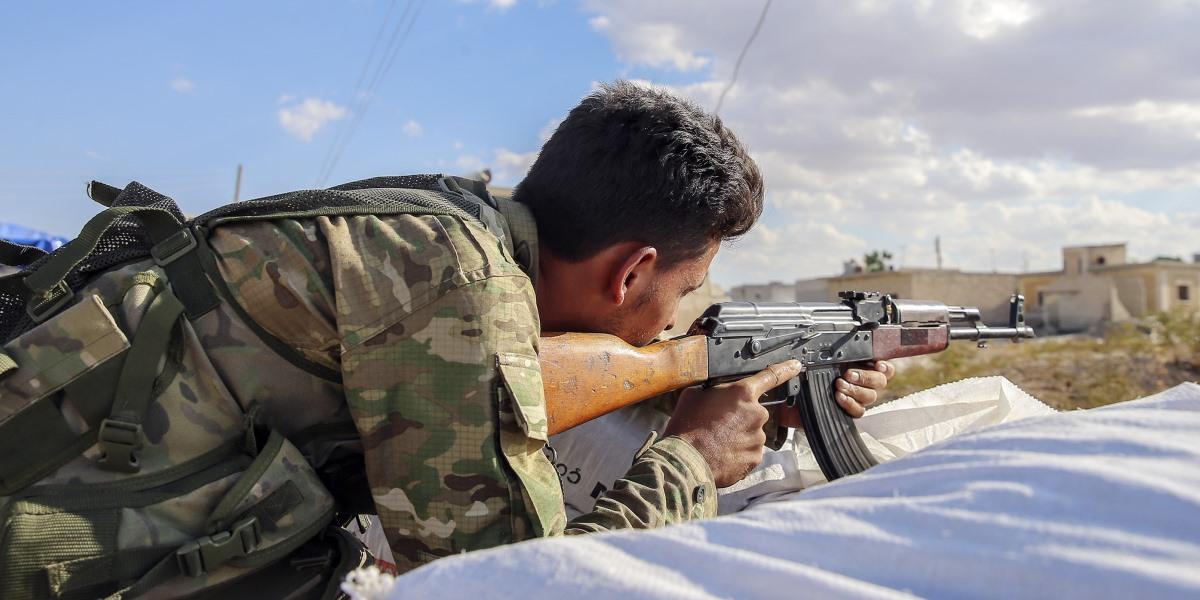 Türkiye Suriye'de Nereye Kadar İlerler?