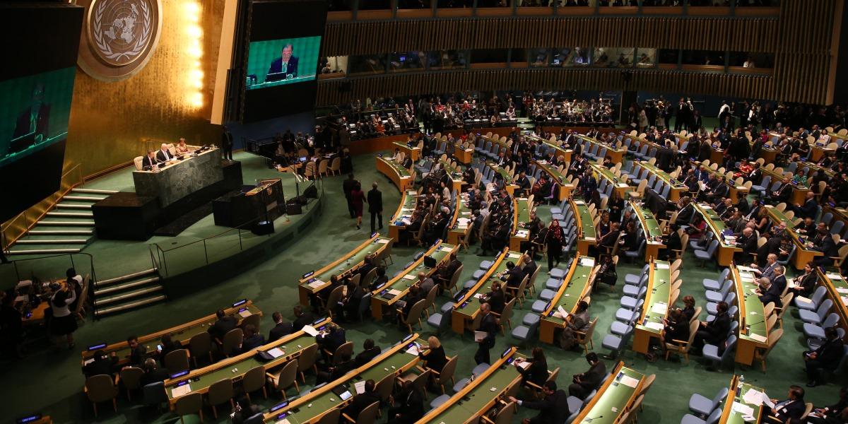 Birleşmiş Milletler Sorunu!