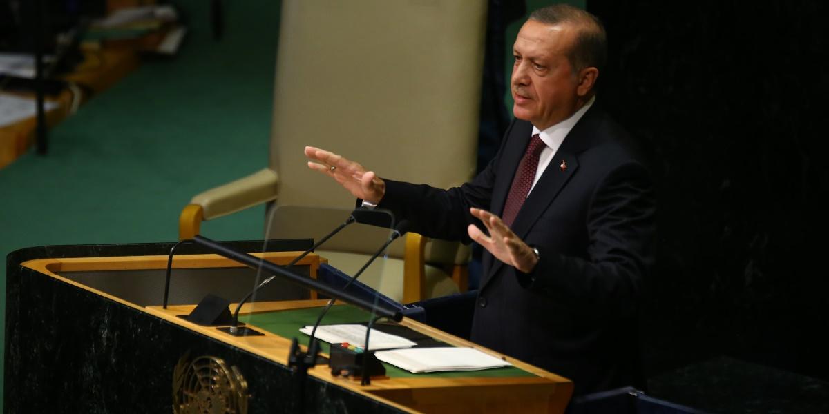 Erdoğan'ın Küresel Vizyonu