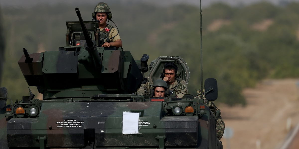 Without Turkey, the Mosul Operation Cannot Succeed