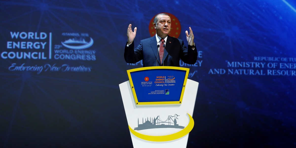 Congress in Istanbul Provides Major Platform for Global Energy