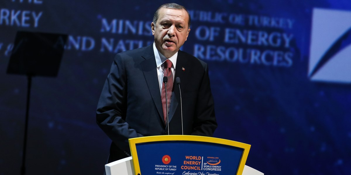 The Need for a New World Order and the World Energy Congress
